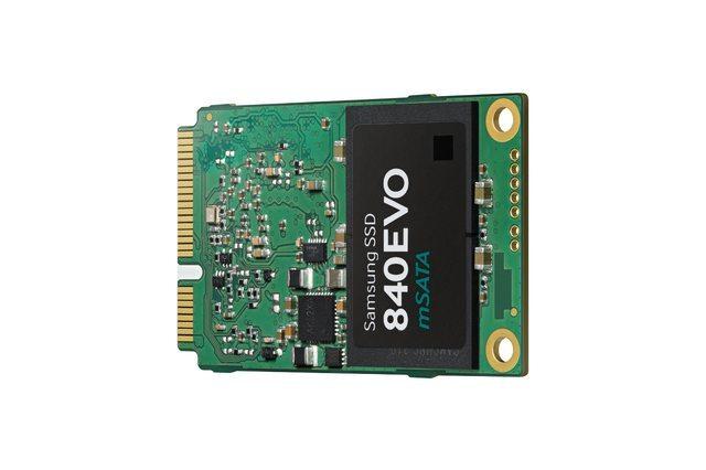 840 EVO mSATA SSD