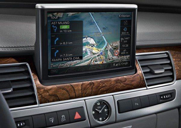 QNX Audi - Nov. 14 2010