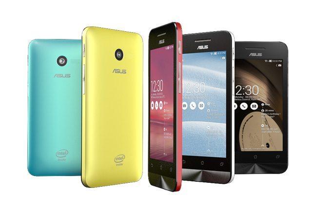 ZenFone 4, 5 и 6