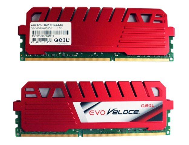 Geil EVO Veloce 1600 МГц