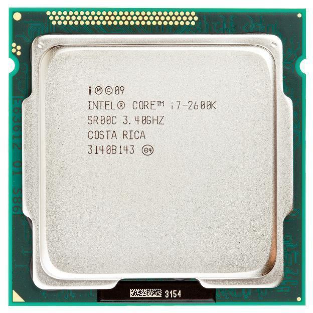 intel 2600K