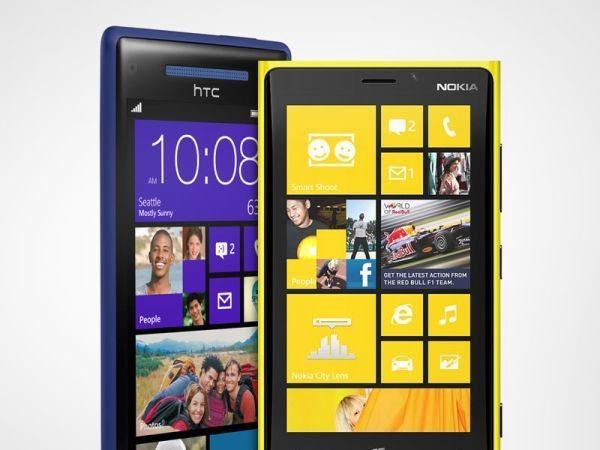 HTC и Nokia