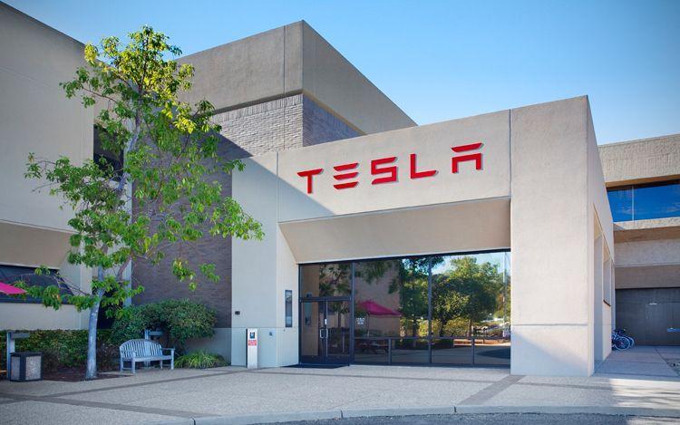 Tesla-Headquarters