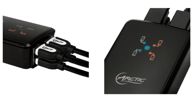 ARCTIC Home Charger 4500