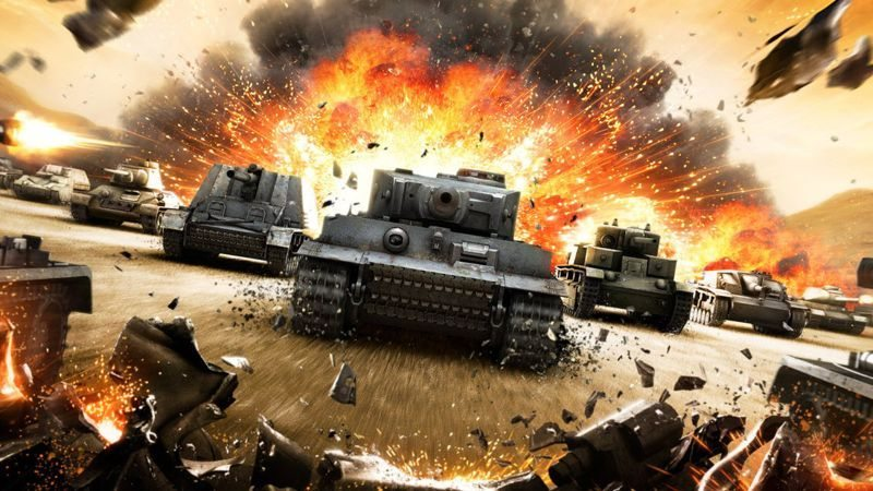 World of Tanks 360
