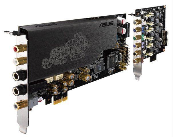 ASUS - Essence STX II и Essence STX II 7.1