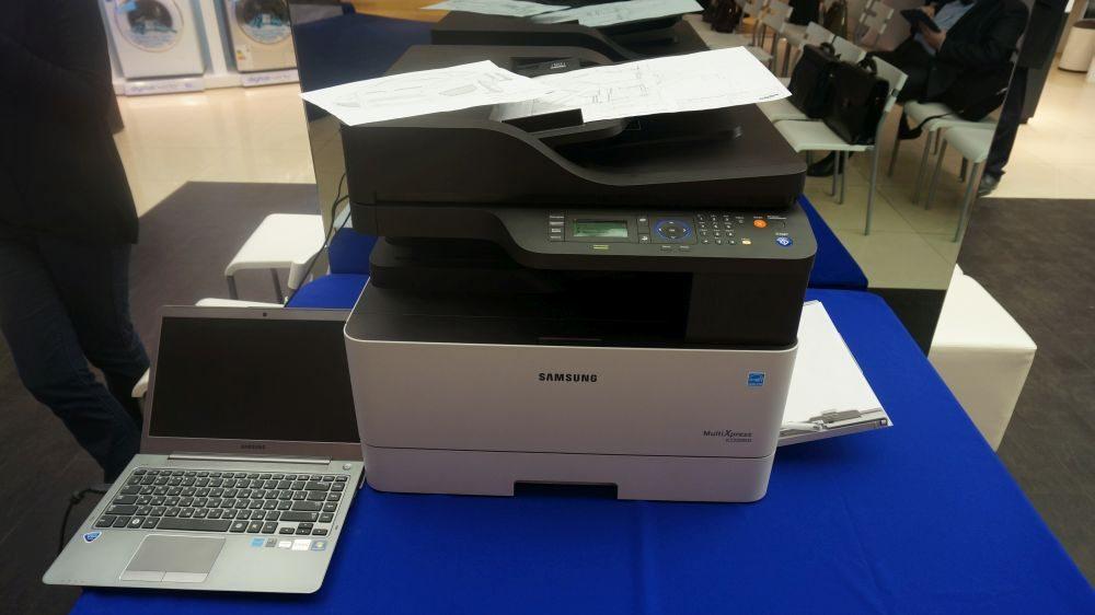 МФУ Samsung MultiXpress K2200 и K2200ND в Москве