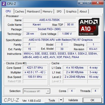 AMD A10-7850K