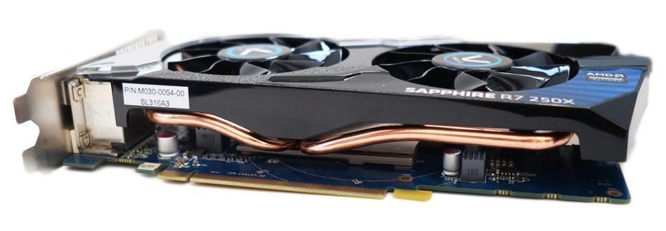 Sapphire VAPOR-X R7 250X