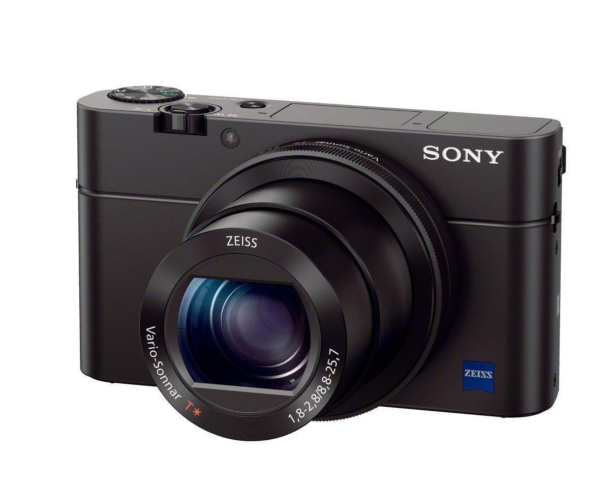 вообще лучшая профессиональная компактная фотокамера эти
