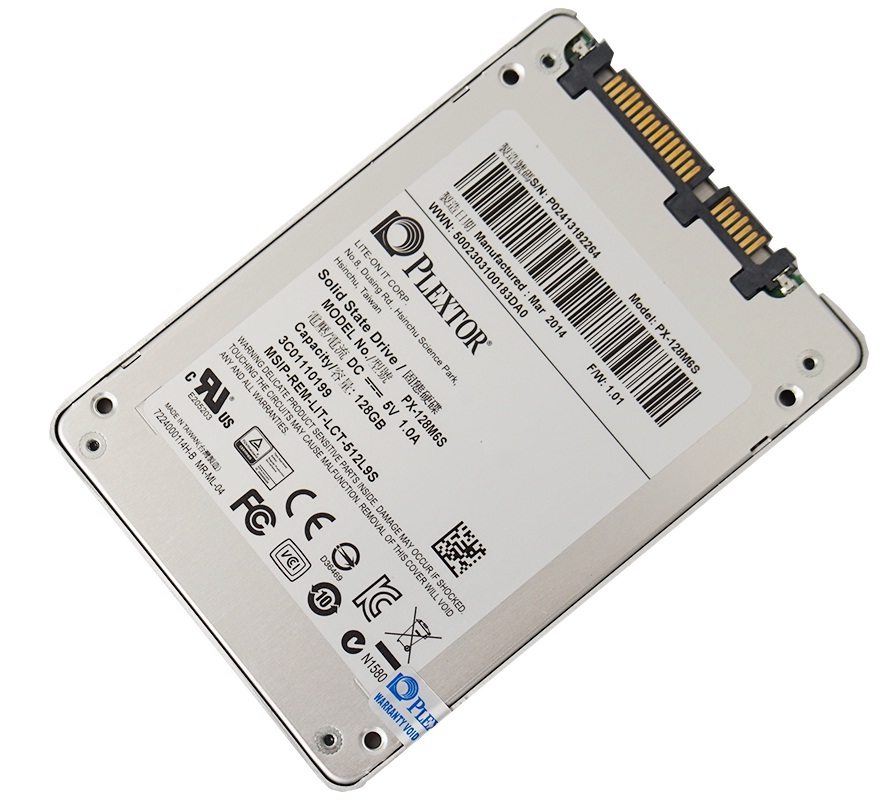 Plextor M6S 128 Гбайт