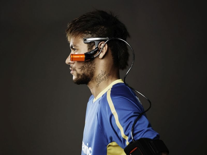 Neymar Panasonic A500