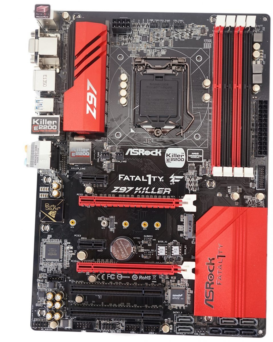 ASRock Fatal1ty Z97 Killer Intel Graphics Drivers for Windows 10