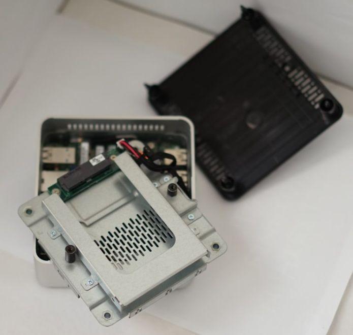 Intel NUC D54250WYK для диска