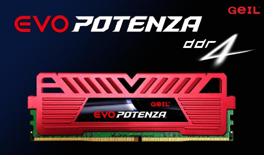 GeIL_EVO Potenza DDR4