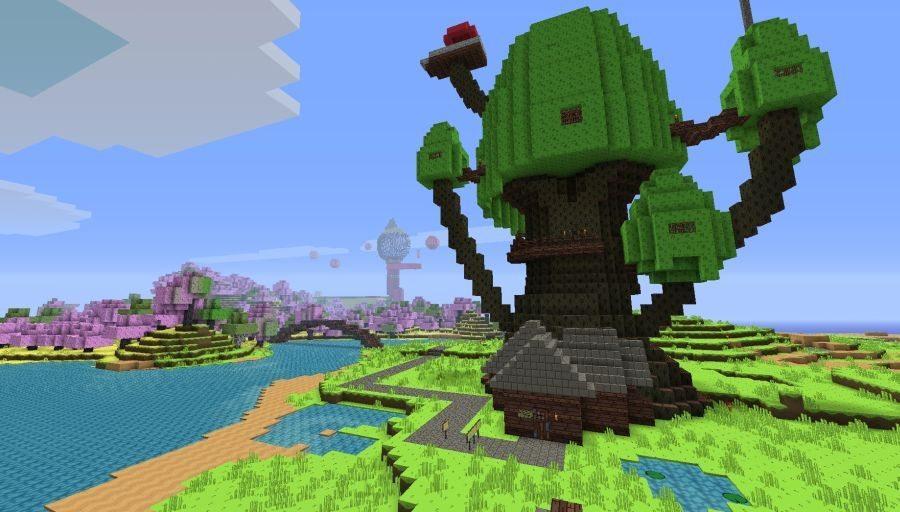 Minecraft-Custom-Maps
