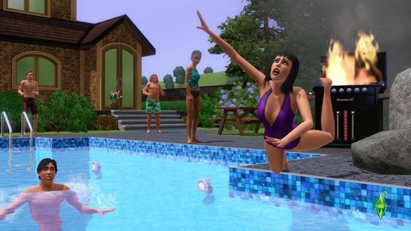 Sims-3-Pool-Wallpaper