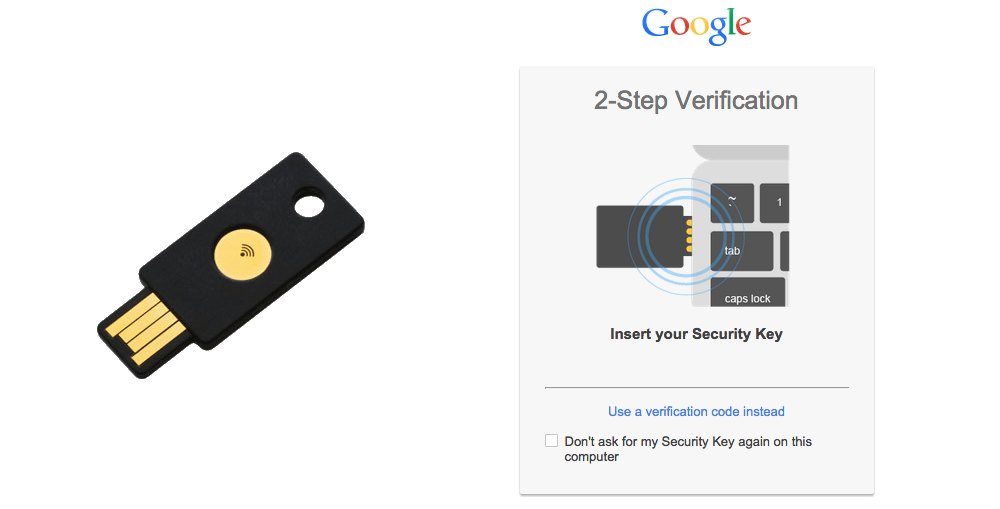 security-key-two-factor