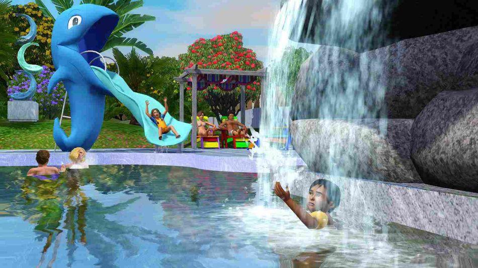 Die Sims 3 Add-On: Inselparadies