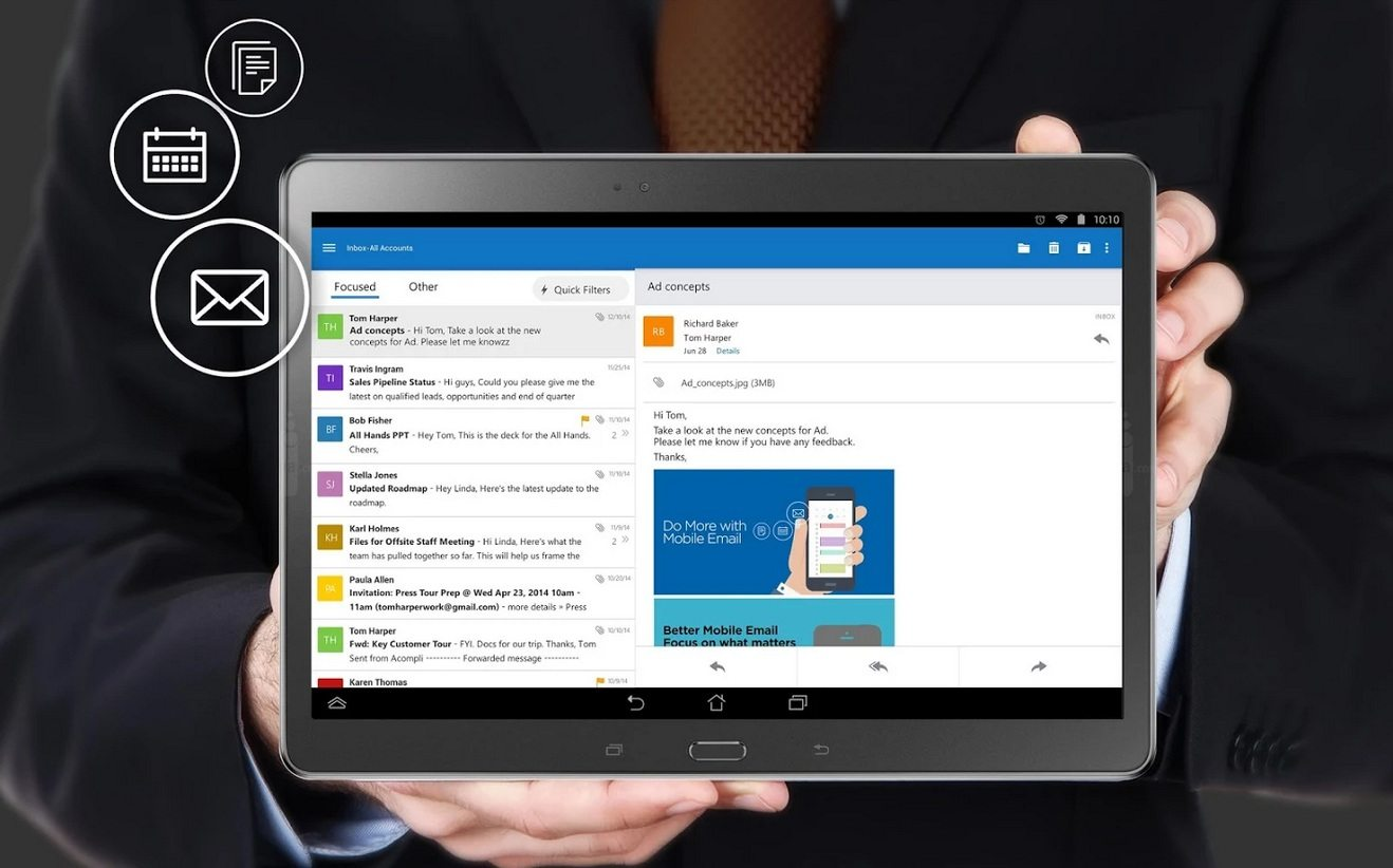 outlook-android-tablet