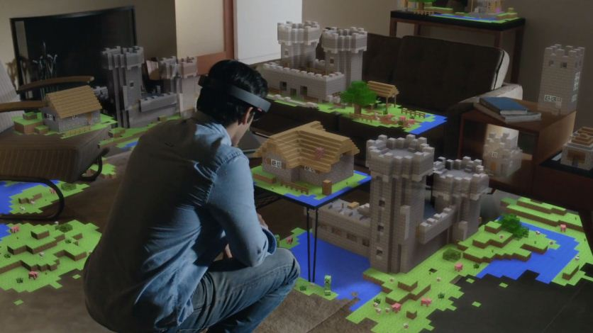 HoloLens- The Future of Gaming