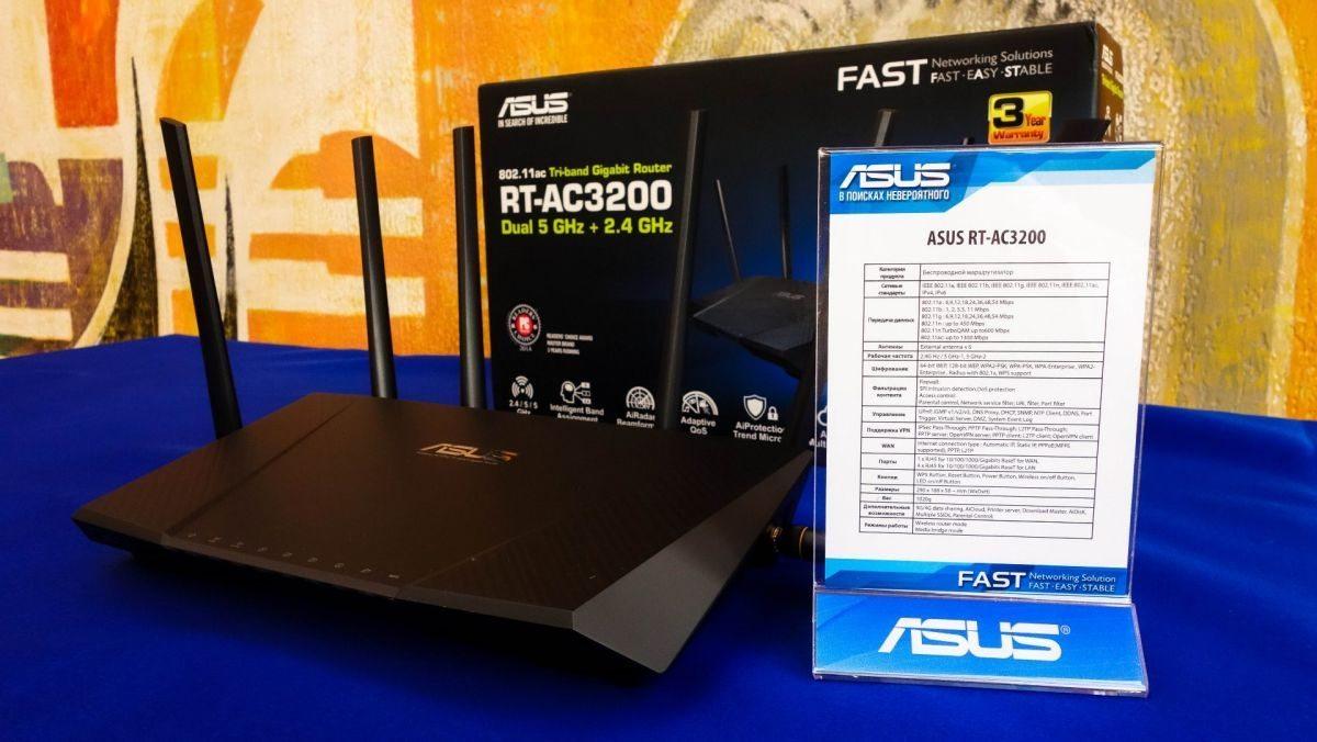 RT-AC3200