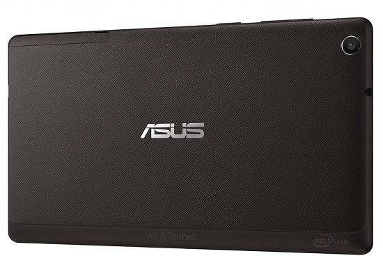 ZenPad Z170CG Black