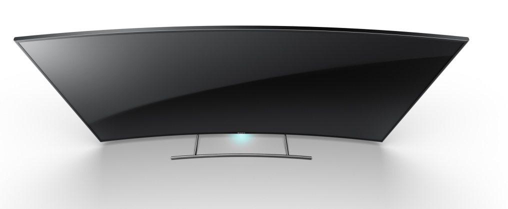 быстрый простой телевизор выгнутый сони фото угольная пыль