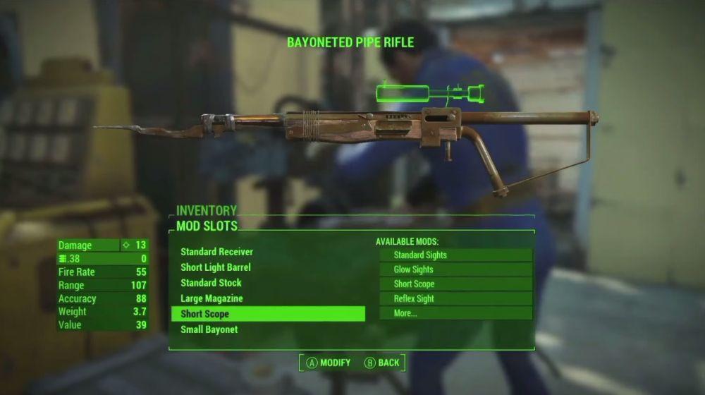 fallout-4-gun-crafting-bayonet-pipe-rifle-xbox-one-ps4-pc-gameplay-screenshot