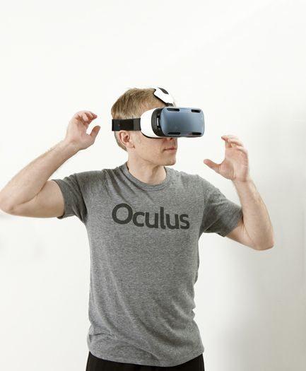 Nancy Newberry_ John Carmack, Oculus