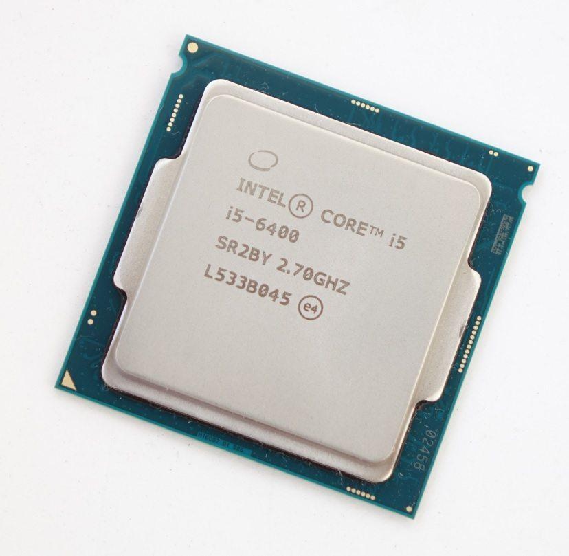 intel 6400