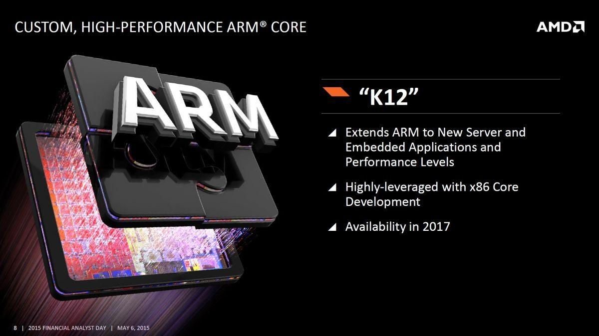 AMD-ARM-K12-Core-High-Performance-Custom