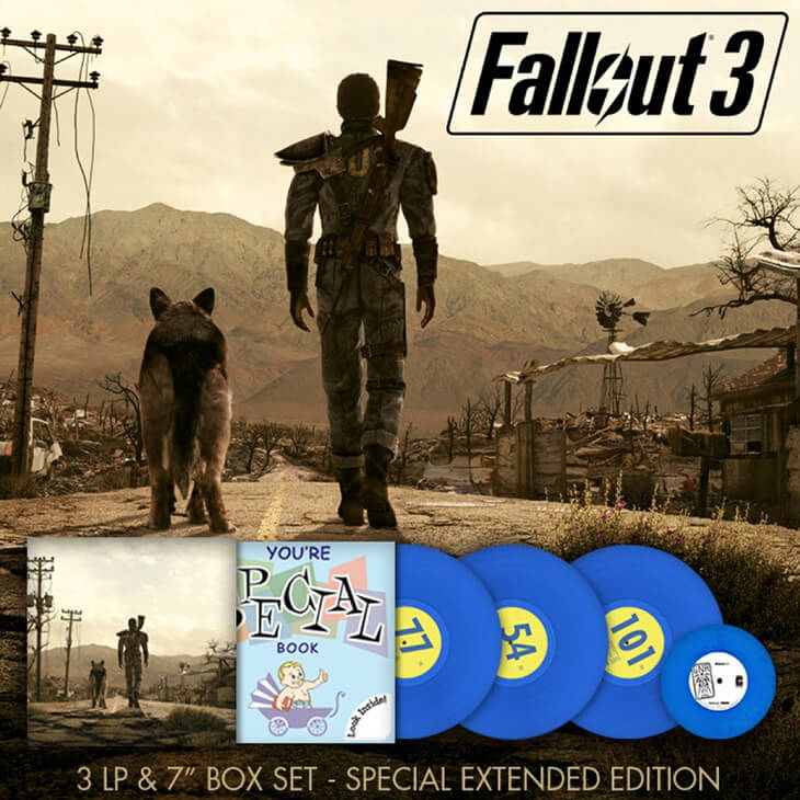 Fallout3-SpecialEditionVinyl