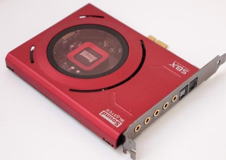 Creative Sound Blaster Z
