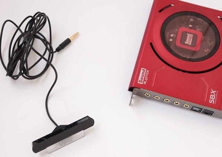 Creative Sound Blaster Z комплект