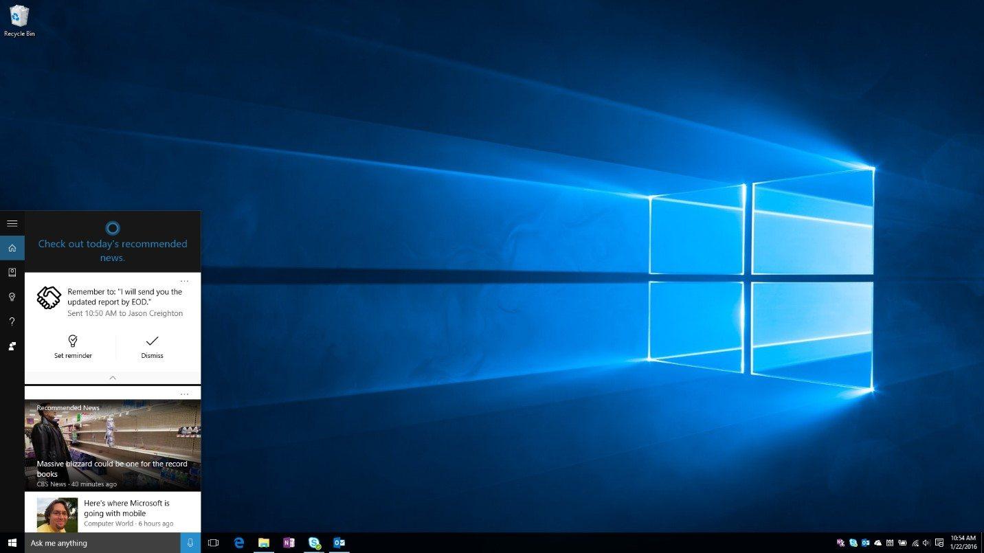 Cortana-reminder