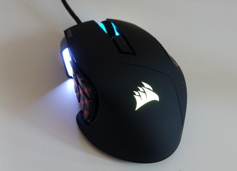 Corsair Scimitar RGB MMO