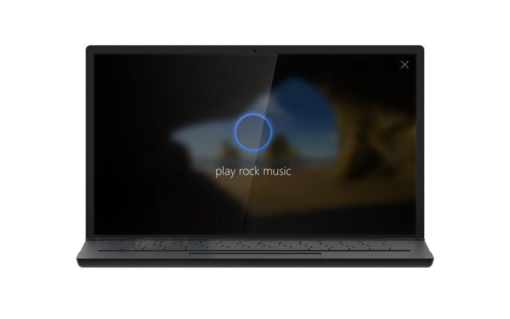 Windows 10 Anniversary cortana