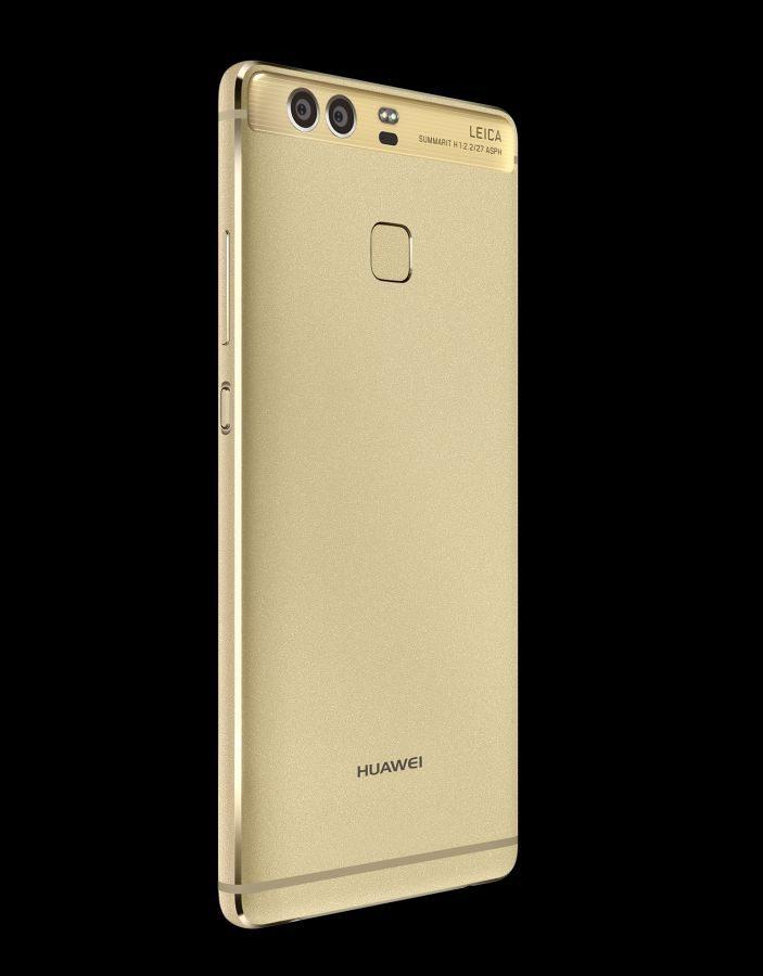 Huawei P9 и P9 Plus back