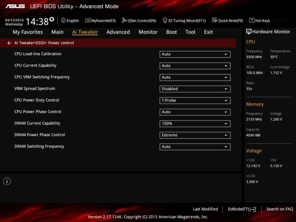 ASUS Z170I Pro Gaming digi+