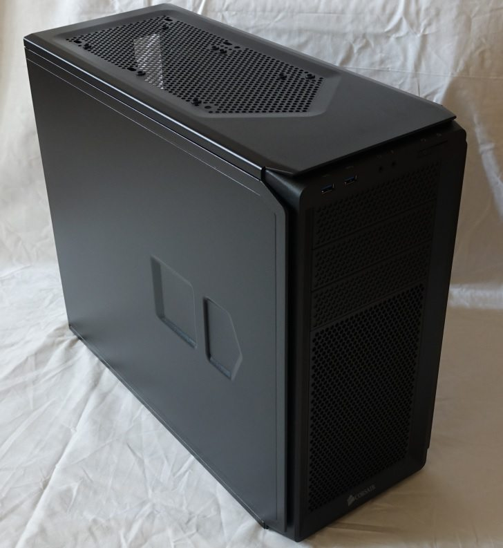Corsair Graphite 230T unbox