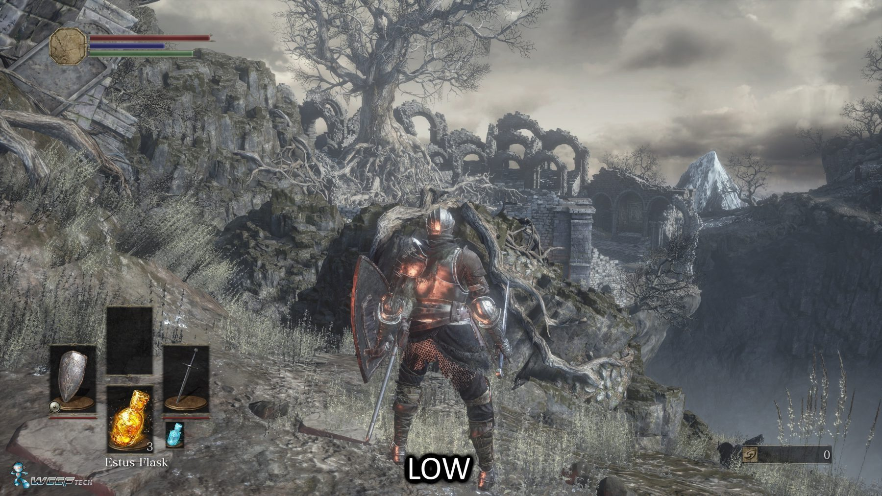 Dark Souls 3 low