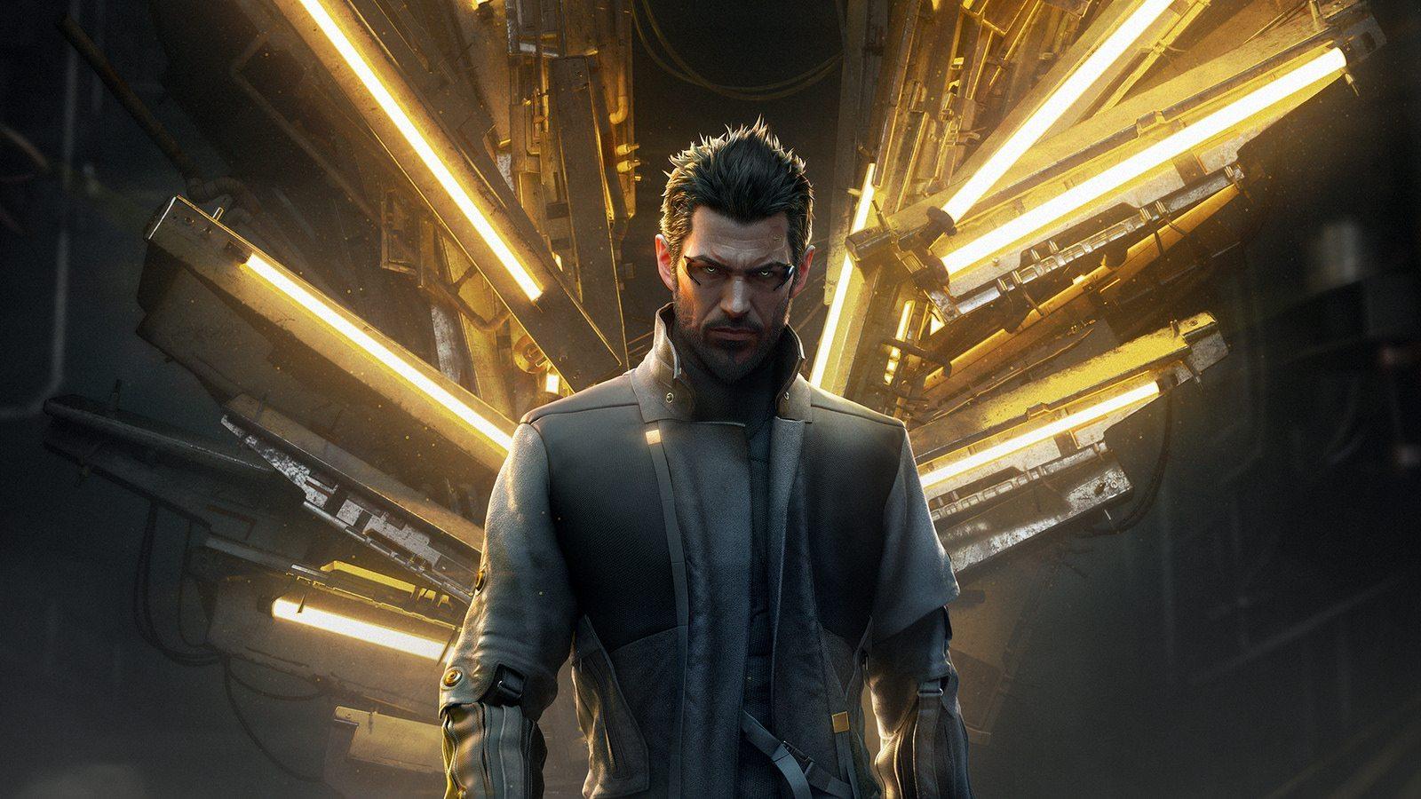 Deus Ex: Mankind Divided Jensen