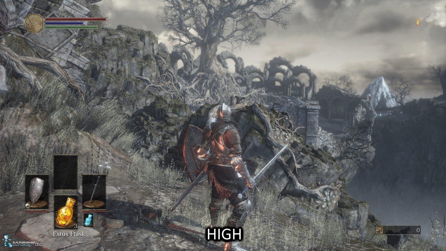 Dark Souls 3 high