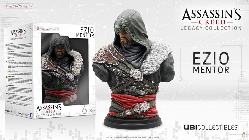 Статуэтки по мотивам игр серии Assassin's Creed
