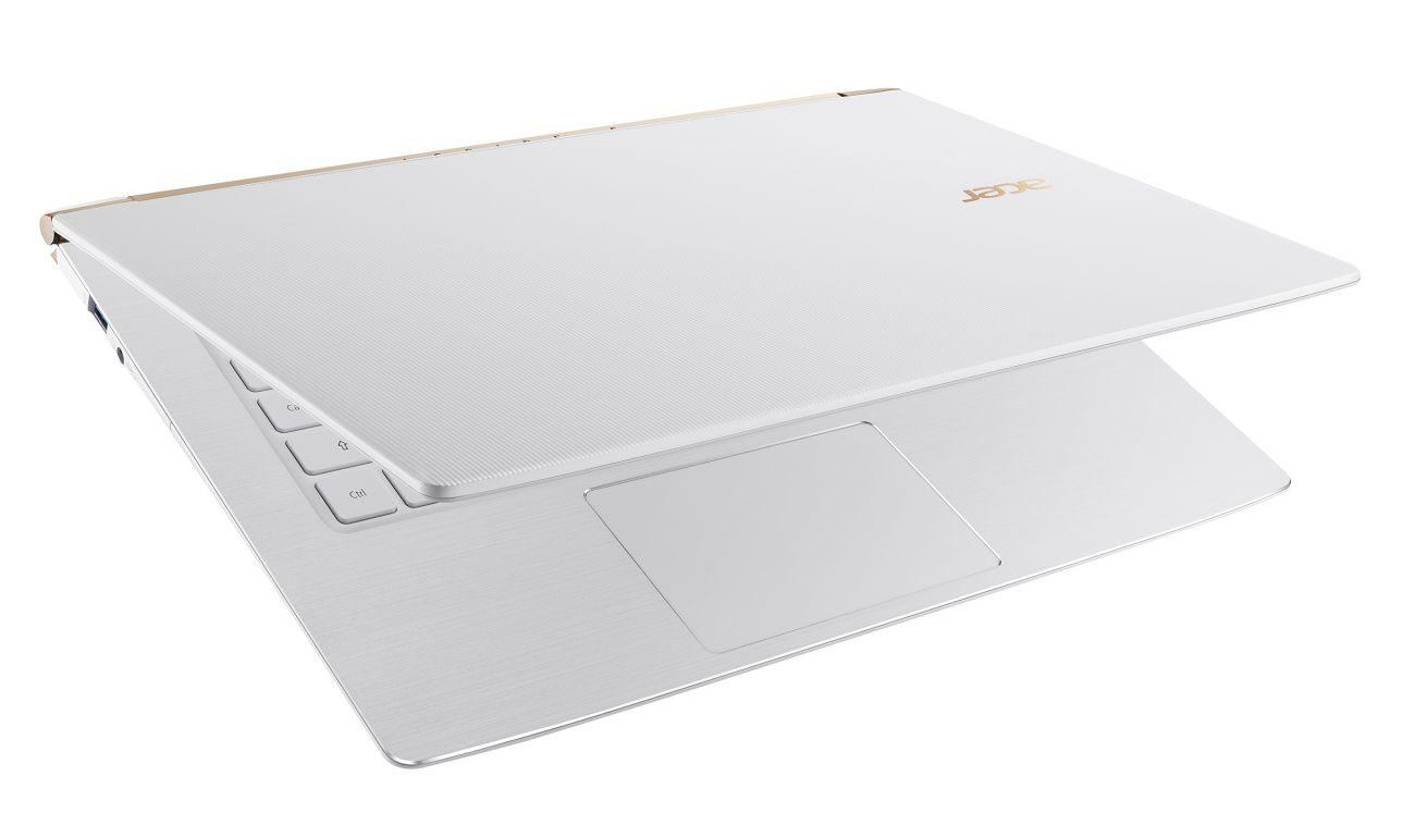 Acer Aspire S13 back white