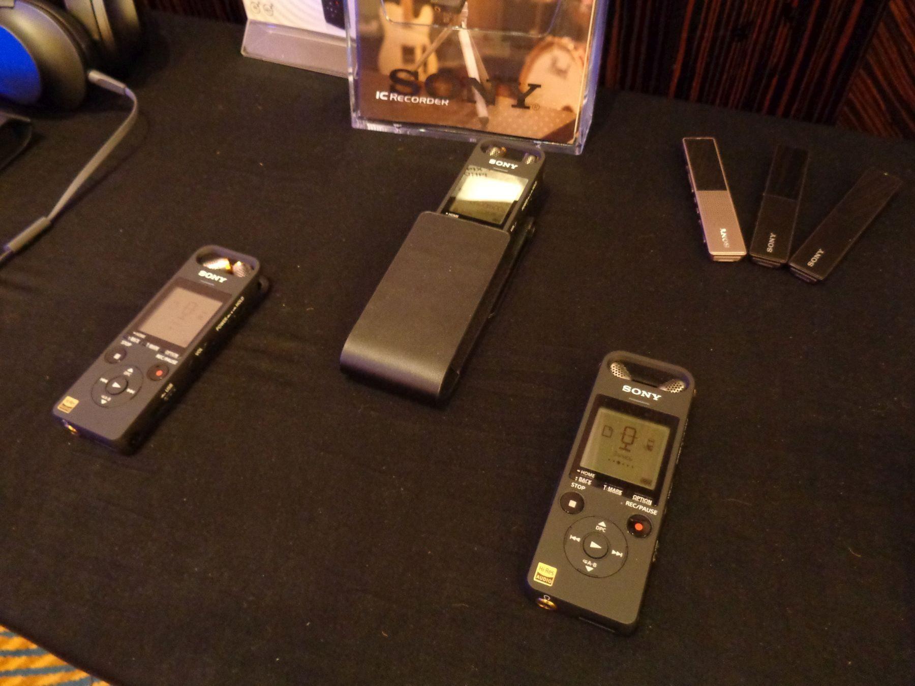 Sony ICD-SX2000 box