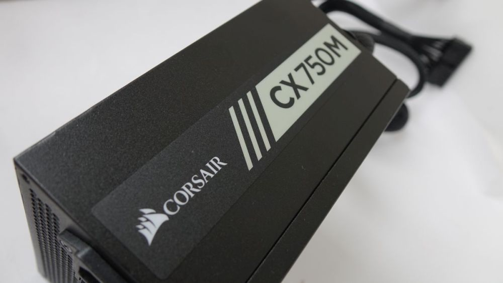 Corsair CX750M hero