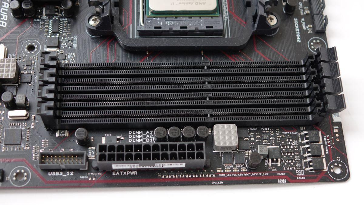 ASUS 970 PRO Gaming/Aura DIMM