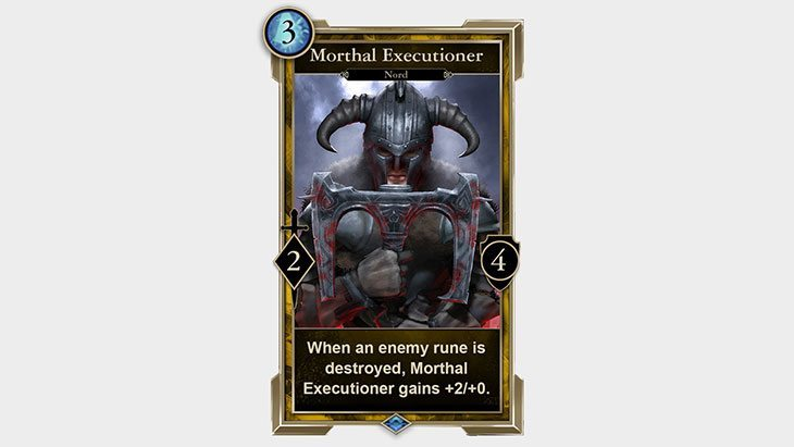 The Elder Scrolls: Legends Morthal Executioner